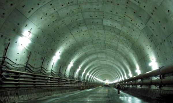 Dahuofang Water Tunnel, China