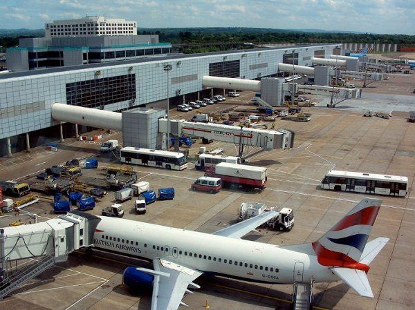London-Gatwick Airport