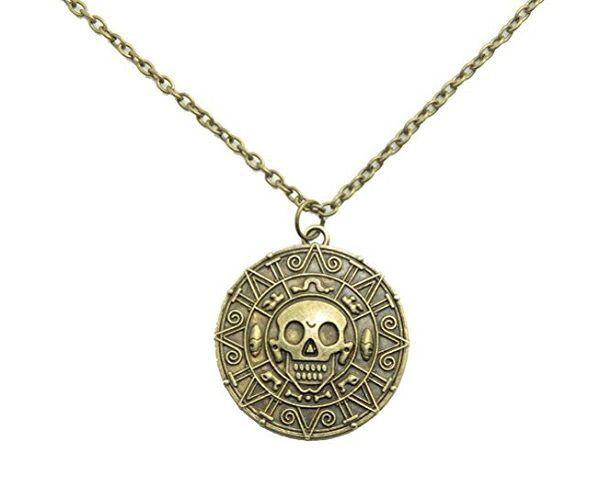 Pirates of the Caribbean Cursed Aztec Coin