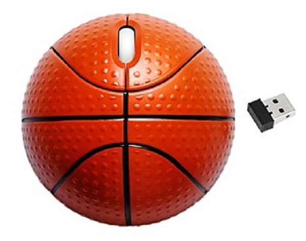 Basketball Laptop or PC Mouse