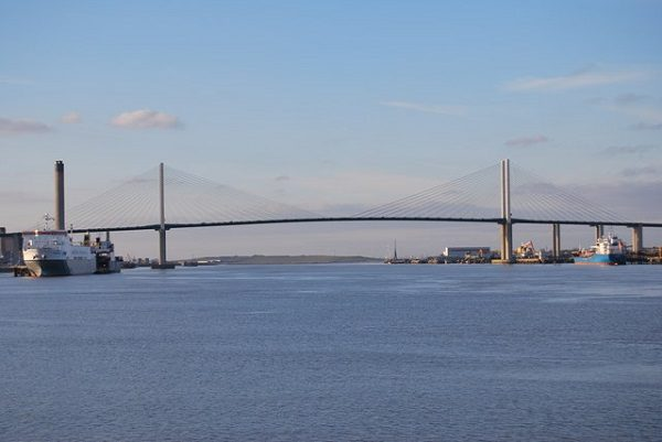 The Queen Elizabeth II Bridge