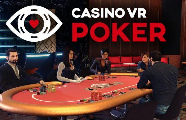 Casino VR Poker