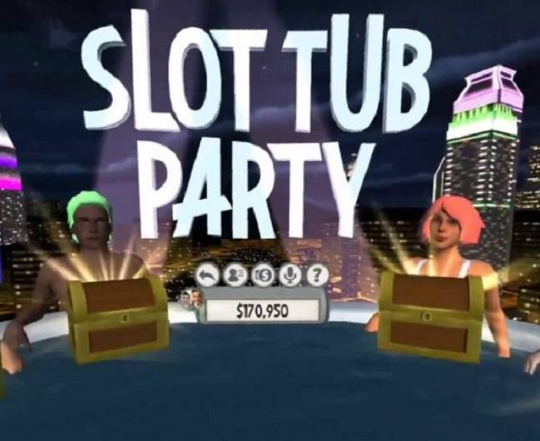 Slot Tub Party
