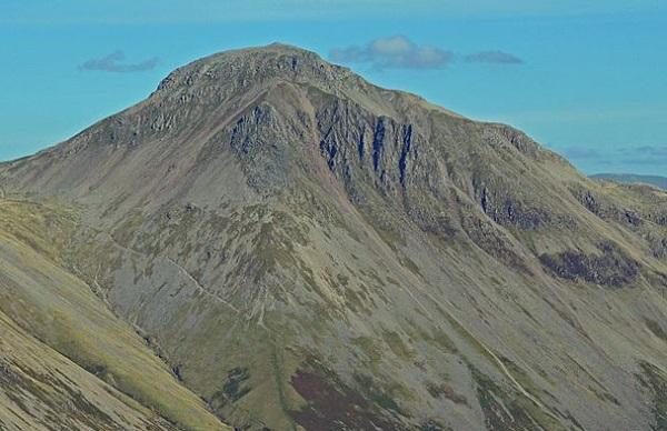 Great Gable Mountain, England