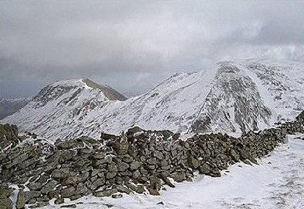 Fairfield Mountain, England