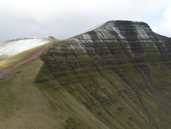 Pen y Fan Mountain, Wales
