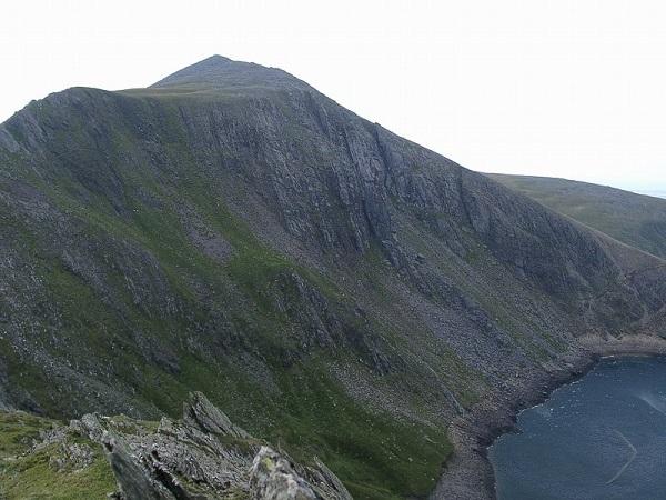 Elidir Fawr Mountain, Wales