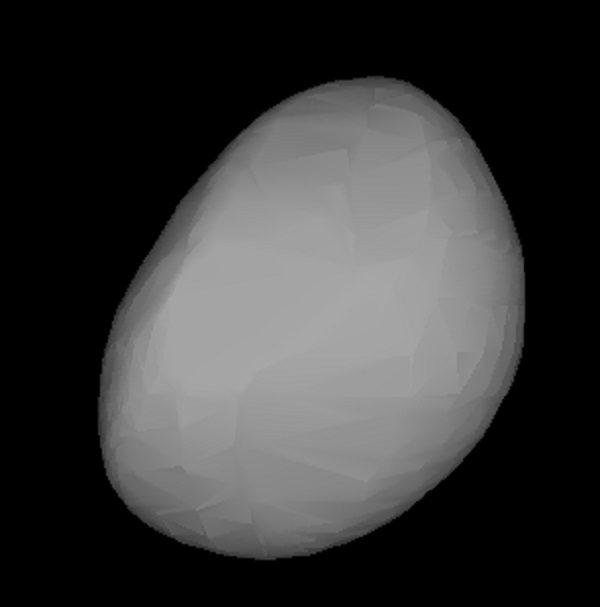 Eunomia Exceptional Asteroid