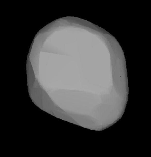 Davida Exceptional Asteroid