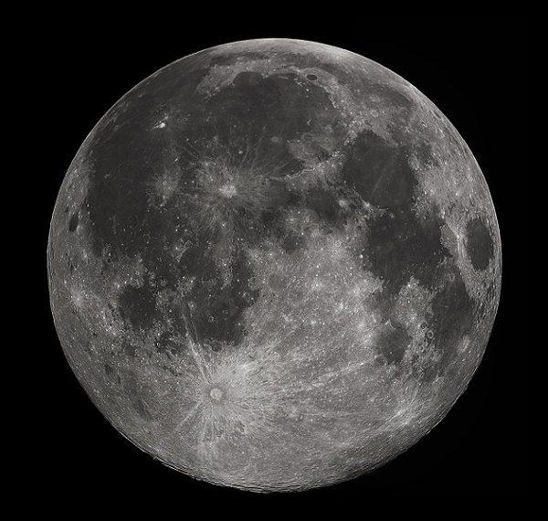 Moon, Earth