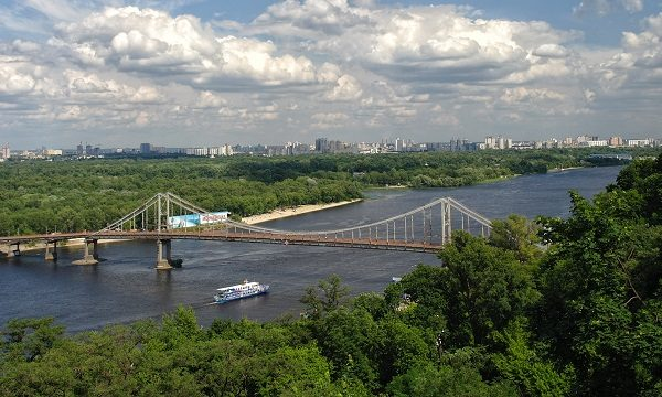 The River Dnieper