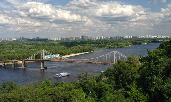 The River Dnieper