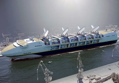 The Top 10 Longest Ships in the World by Overall Length