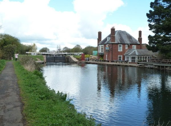 Exeter Canal, Devon