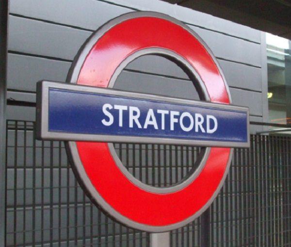 Stratford Tube Station