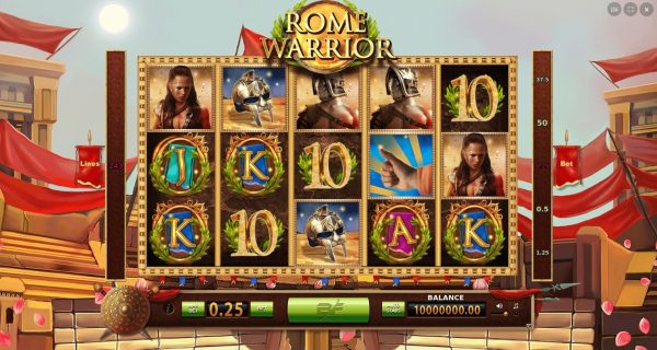 Play Now: Rome Warrior