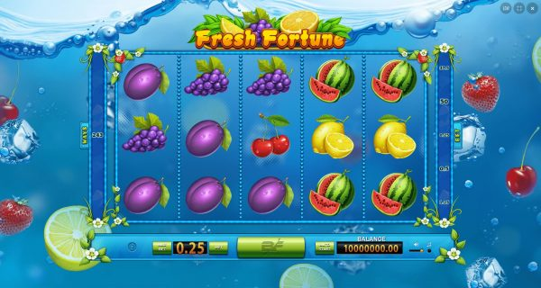 Play Now: Fresh Fortune