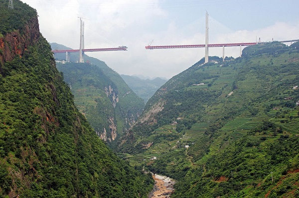 Duge Bridge in China