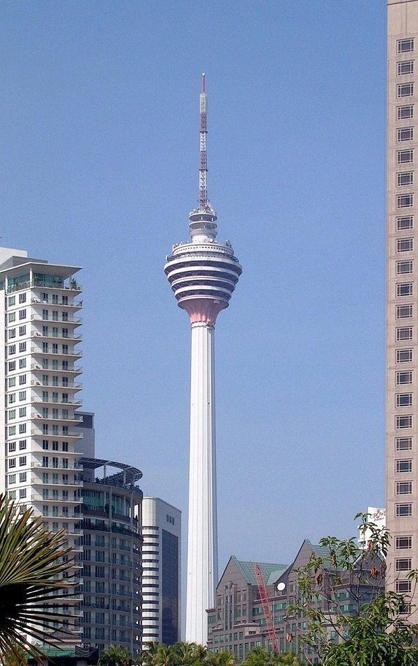 Kuala Lumpur Tower in Malaysia