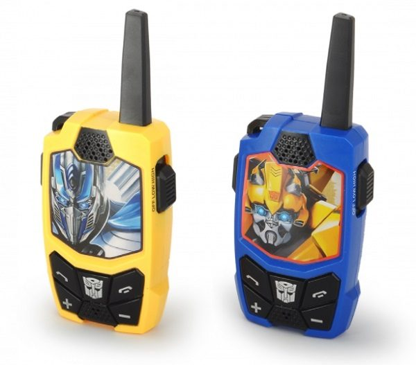 Transformers Walkie Talkies