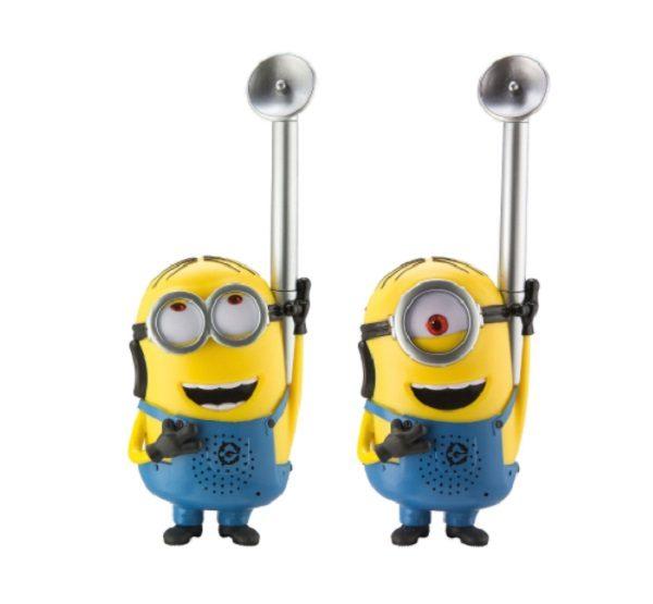 Minions Dave & Stuart Walkie Talkies