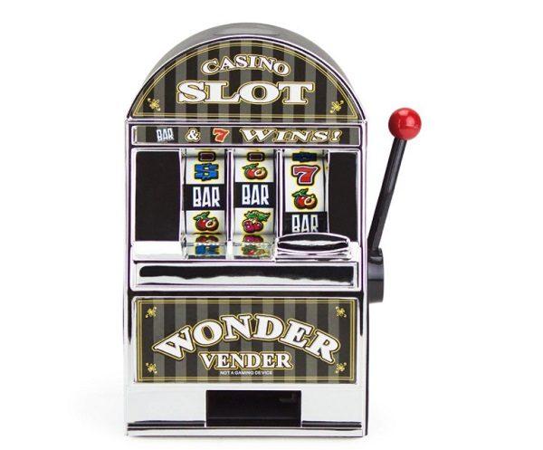 Miniature Casino Slot Machine
