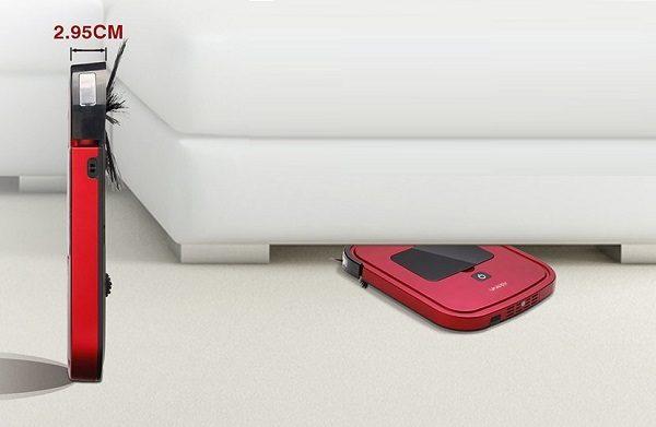 Ultra Slim Robotic Floor Cleaner