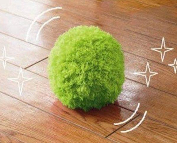Robotic Floor Cleaning Mop Ball