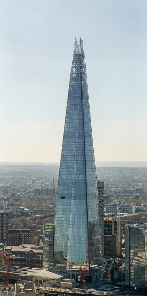 The Shard in United Kingdom
