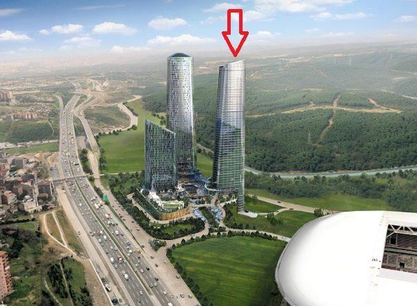 Skyland İstanbul 1 in Turkey