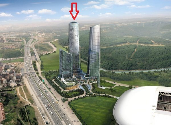 Skyland İstanbul 2 in Turkey