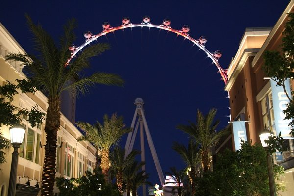 The High Roller, United States