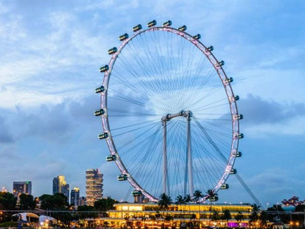 The Singapore Flyer, Singapore