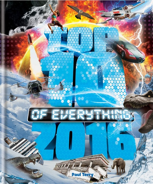 Top 10 of Everything 2016 - By Paul Terry