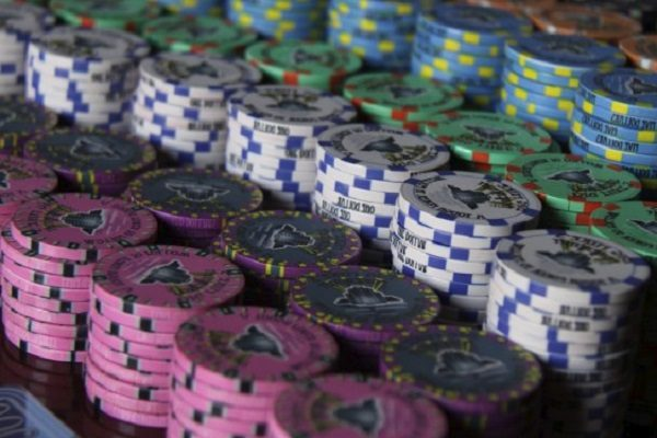 Ten Amazing Things You Can Make With Casino Chips