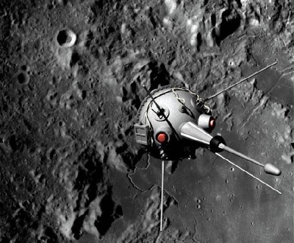 Lunik 2, USSR