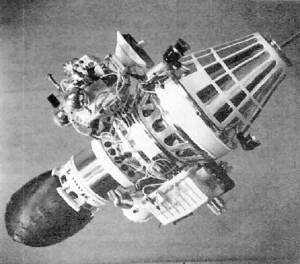 Luna 5, USSR