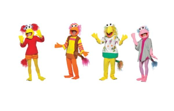 Fraggle Rock Adult Costumes