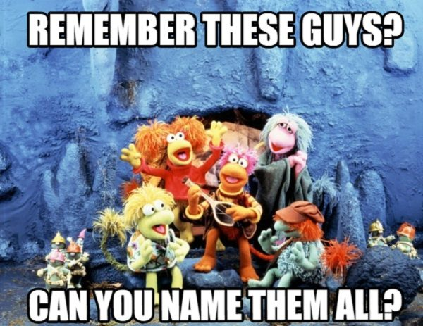 Ten of the Very Best Fraggle Rock Gift Ideas You Can Buy Right Now