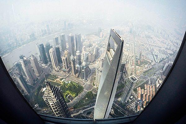Shanghai Tower Observation Deck
