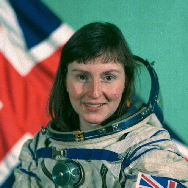 Helen Sharman from GB