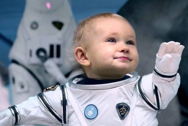 The Ten Youngest Astronauts to Have Gone Into Space