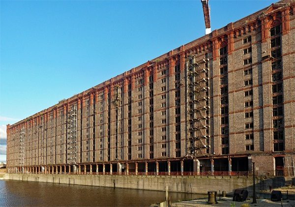 Stanley Dock Tobacco Warehouse, UK