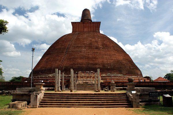 Jetavanaramaya, Sri Lanka