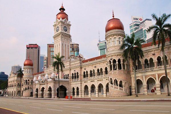 Sultan Abdul Samad Building, Malaysia