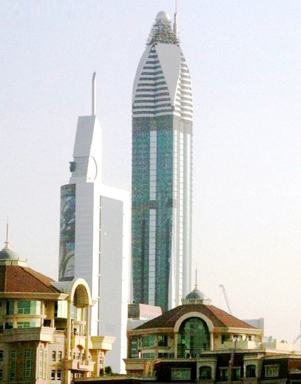 Rose Rayhaan by Rotana, United Arab Emirates