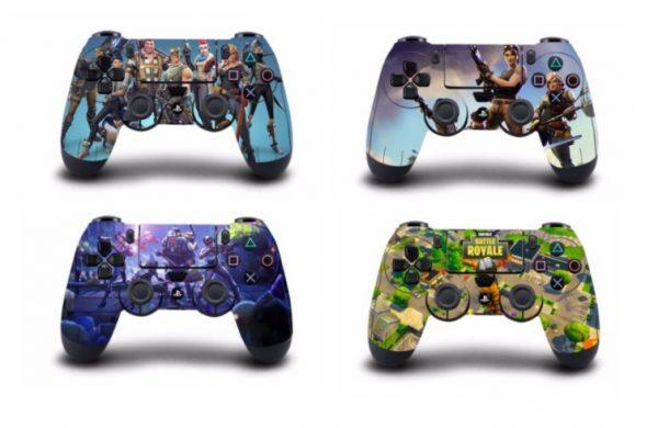 Fortnite PS4 PlayStation 4 Controller Skin Sticker