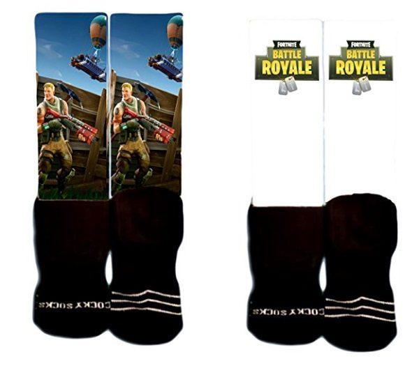 Fortnite Battle Royale Socks