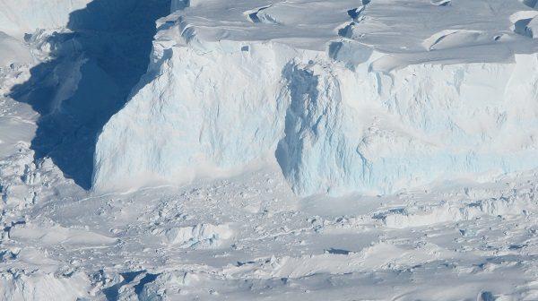 Slessor Glacier, Glacier in the Antarctic