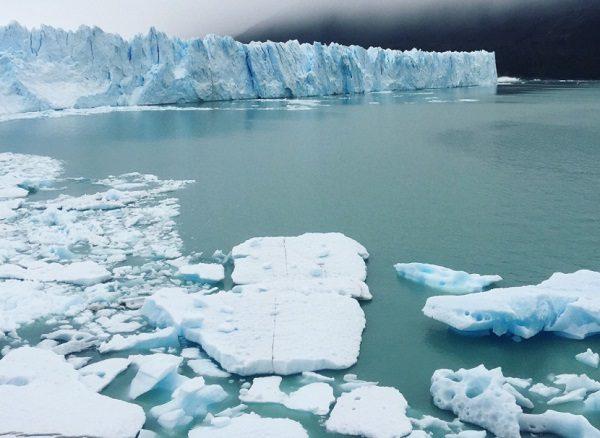 Arctic Institute, Glacier in the Antarctic
